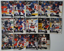 1991-92 Pro Set Series 1 Winnipeg Jets Team Set of 14 Hockey Cards