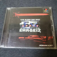 PlayStation Ehrgeiz Japan PS1