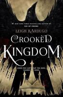 Six of Crows: Crooked Kingdom 2 by Leigh Bardugo (2016, Hardcover)