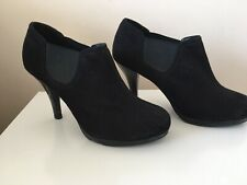 Ladies Marks & Spencers Shoe Boots Black Size 5