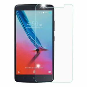 Clear Tempered Glass Screen Protector Guard Film for ZTE Blade Z Max/Sequoia