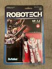 Robotech Valkyrie VF-1J Super7 ReAction 3.75'' Figure NEW