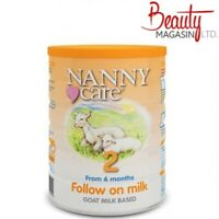 NANNY Care From 6 Months Follow On Milk GOAT MILK BASED 900g (Stage 2)