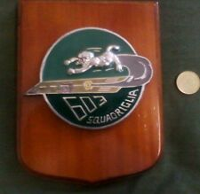 Crest aeronautica 603 squadriglia anni 80-90