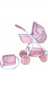Zapf Creation 703939 Baby Annabell Deluxe Pram