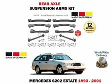 FOR MERCEDES C200TD C220TD C250T CDI 1993-> REAR AXLE SUSPENSION ARMS + LINK SET