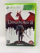 Dragon Age II 2 (Microsoft Xbox 360) Complete