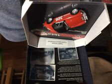 CORGI drive time, VA05008 Nancy Mitchells MGA 1500, 1956 ALPINE RALLYE en 1:43