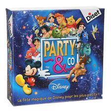 Jeu de société Party & Co - Disney - Diset - Manque le feutre