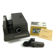 Vintage Philips slide projector DIA-4000 PDP 030 w/ remote manuals & box