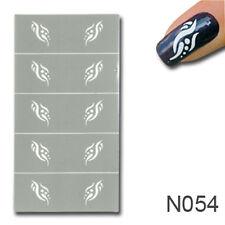NAILART NAGELLACK SCHABLONE NAIL ART #54