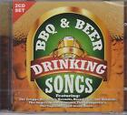 BBQ & BEER DRINKING SONGS - VOL 1 - VARIOUS ARTISTS on 2 CD's