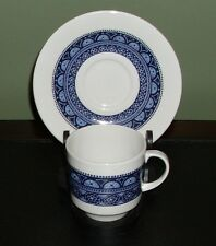 Royal Doulton ~ Babylon Teacup & Saucer ~ Excellent Condition