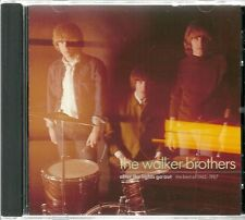 CD (NEU!) Best of THE WALKER BROTHERS 65-67 (Sun ain't gonna shine anymore mkmbh