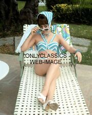 SEXY ACTRESS BEAUTY NATALIE WOOD MOD BIKINI SWIMSUIT 8X10 PHOTO SUNGLASSES PINUP