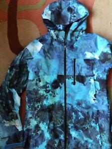 Burton Snowboard ski winter insulated jacket. GORE-TEX  men's Small