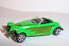 MotorMax (6045) Plymouth Prowler 1:55 Diecast Metallic Green Rare