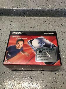 Maxtor DiamondMax Plus 160GB Ultra ATA Hard Drive - NEW / SEALED
