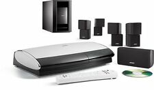 Home Theatre BOSE Lifestyle 38 5.1 DVD SintoAmplificatore Sub Casse Acoustimass