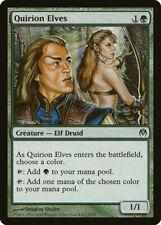 Magic MTG Tradingcard Duel Decks Phyrexia v the Coalition 2010 Quirion Elves