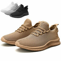 Men's Outdoor Casual Athletic Jogging Sneakers  Sports Running Tennis Shoes Gym