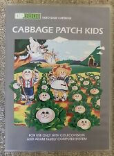ColecoVision 1 of 40 Limited Ed Homebrew MSX Cabbage Patch Kids Opcode NEW