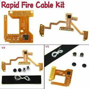 For PS4 Rapid Fire JDM-040 Controller Mod Rapid Fire Cable for PS4 Pro, Slim