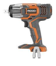 """NEW RIDGID R86010B X4 1/2"""" 18V Lithium Ion Cordless Impact Wrench Driver"""