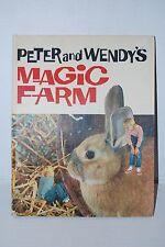 Peter And Wendys Magic Farm by Jonas Stuart 1969 Photos by Barry Austin Animals