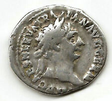 Denarius Trajan Period 98 A 117 D.c. @ Bella @