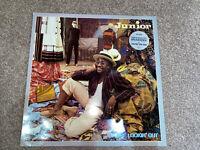 Junior - Inside Lookin' Out - LP Vinyl Record Promo?