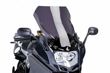 PUIG SCREEN TOURING COMPATIBLE FOR BMW F 800 GT 2020 DARK SMOKE