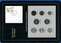 Coin Sets of All Nations Poland 1975-1985 UNC 2 Zloty 1978 10,20 Zlotych 1985