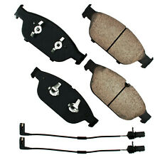 Disc Brake Pad Set-GAS Front Akebono EUR1549
