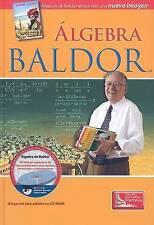 NEW Algebra (Spanish Edition) by Baldor