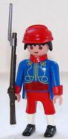 ZOUAVE SOLDAT C Playmobil zu Nordstaatler vs. Südstaatler Zuave ACW Custom 1598
