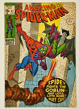 Amazing Spider-Man #97 Bronze Age Marvel Comics F