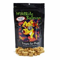 WildSide Wild Alaskan Freeze Dried Salmon USA Dog Training Treats 3oz