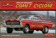 Moebius Don Nicolson 1965 A/FX Mercury Comet Cyclone, 1/25, New, in FS Box