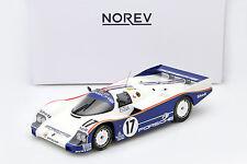 Porsche 962C #Vainqueur De 17 24h LeMans 1987 Pièce, Bell, Holbert 1:18 Norev