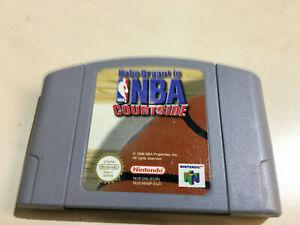KOBE BRYANT IN NBA COURTSIDE Nintendo 64 N64 cartridge