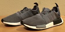 Adidas NMD R1 Originals Onyx Core Black S76842 Boost Mens 8 Shoes Georgetown DS