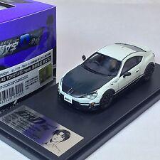 1/43 Hi-Story Modeler's Toyota 86 Fujiwara Tofu Shop Legend 3 Initial D MD43224
