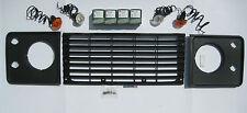 Land Rover Defender 90, 110, Front Grille, Side Lights, Indicators, Refresh set