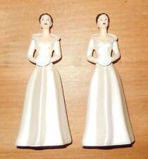Martha Stewart By Mail Wedding Cake Topper Vintage Girl Girl Lesbian Lady Couple