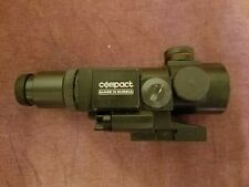 Oldgen Russian red dot sight Compact with magnifier