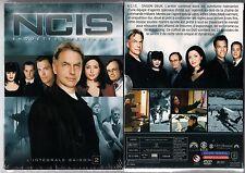 NCIS - Intégrale saison 2 - Coffret 3 boitiers slim - 6 DVD - NEUF