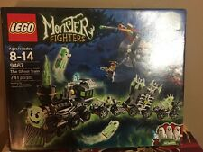 LEGO Monster Fighters 9467 The Ghost Train New in sealed box