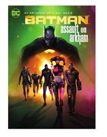 Batman: Assault on Arkham DVD NEW