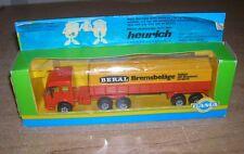 """GAMA - MERCEDES Lkw WERBEMODELL """" BERAL """" MINT in Werbeschachtel 70er/80er Jahre"""